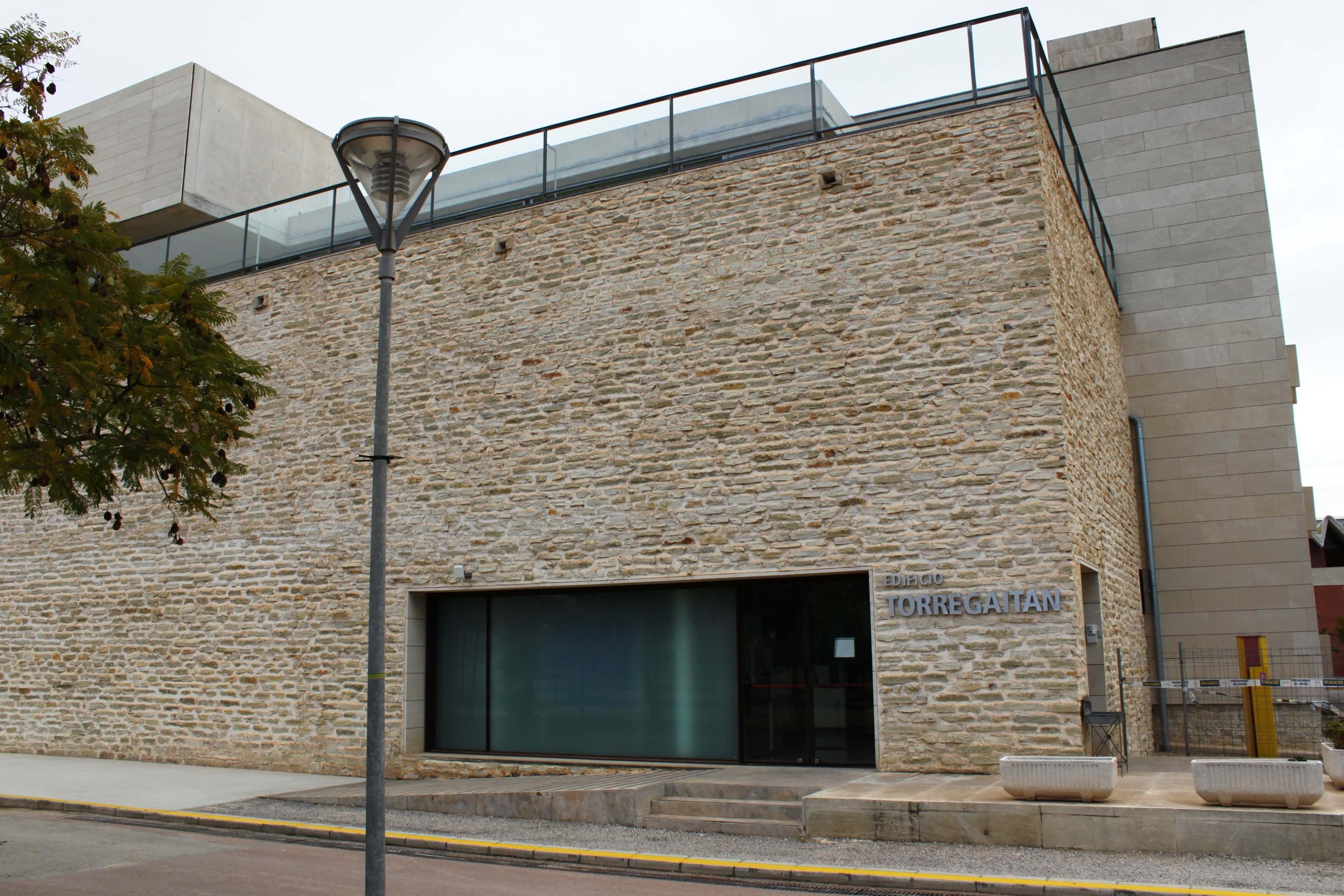 Resultado de imagen de foto edificio torregaitan universidad miguel hernandez